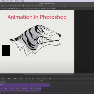 Adobe Photoshop: Animation