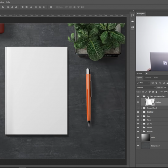 How to use Mockups